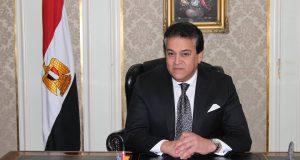 الدكتور خالد عبد الغفار، وزير التعليم العالى والبحث العلمى
