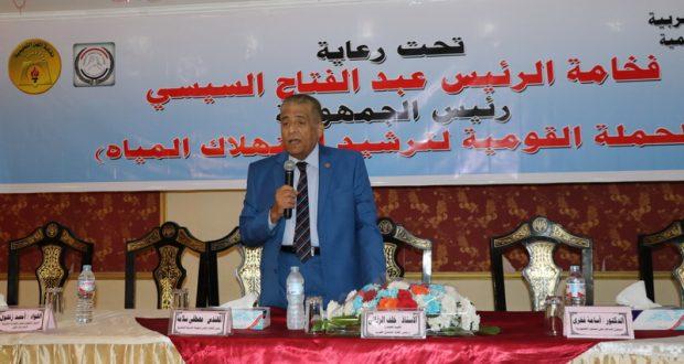 إبراهيم شاهين وكيل أول النقابة العامة للمهن التعليمية