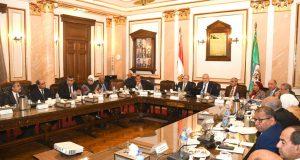 مجلس جامعة القاهرة برئاسة الدكتور محمد عثمان الخشت